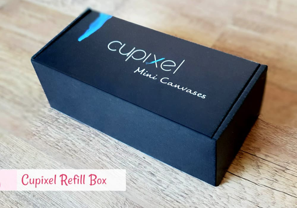 Cupixel Sketch Refill Box